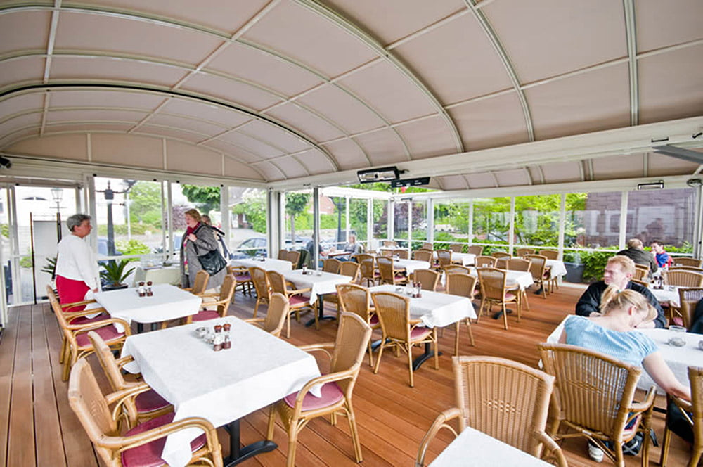 Montana Retractable Roofs by LITRA