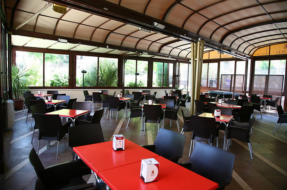 Motorized Retractable Roofs by litra