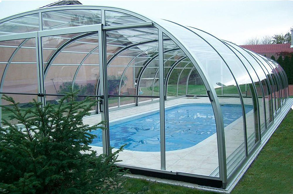 Yukon Pool Enclosure