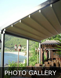 Litra Pergola Covers Gallery