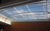 Retractable Sunrooms residential applications