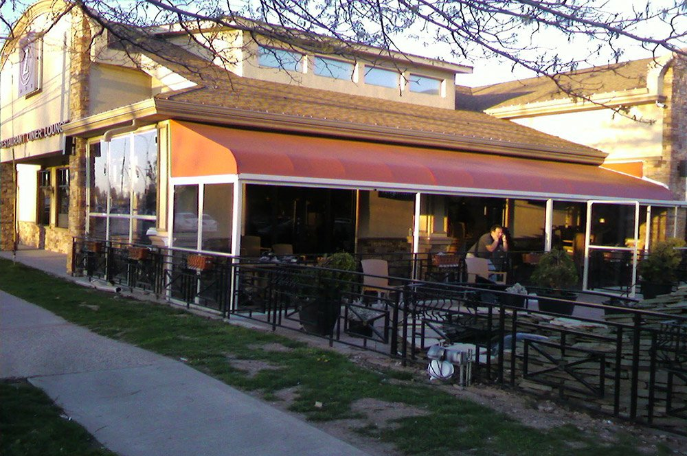 Awning and Canopy