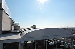Nova Scotia Retractable Roofs by LITRA