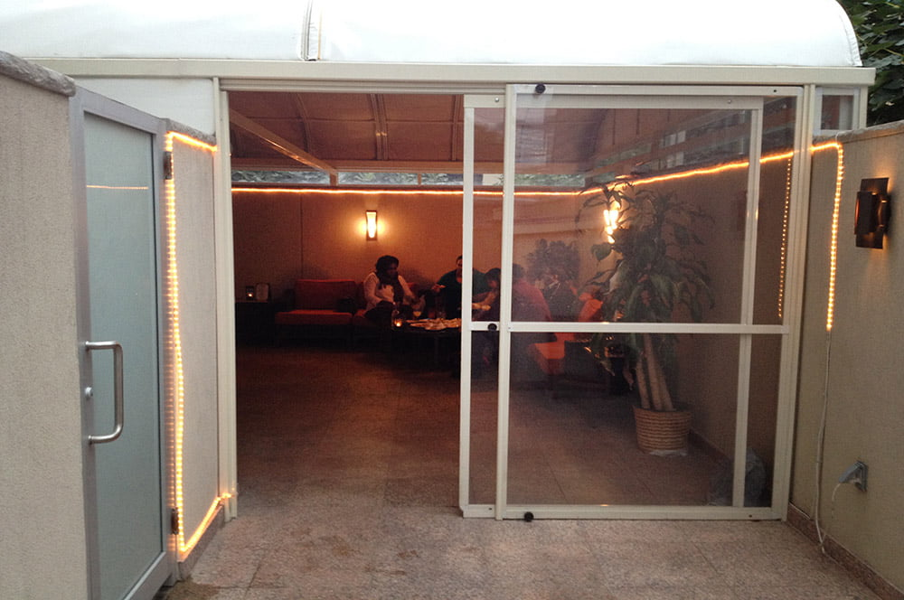 Aluminum Patio Covers for four point by sheraton L.I.C. New York