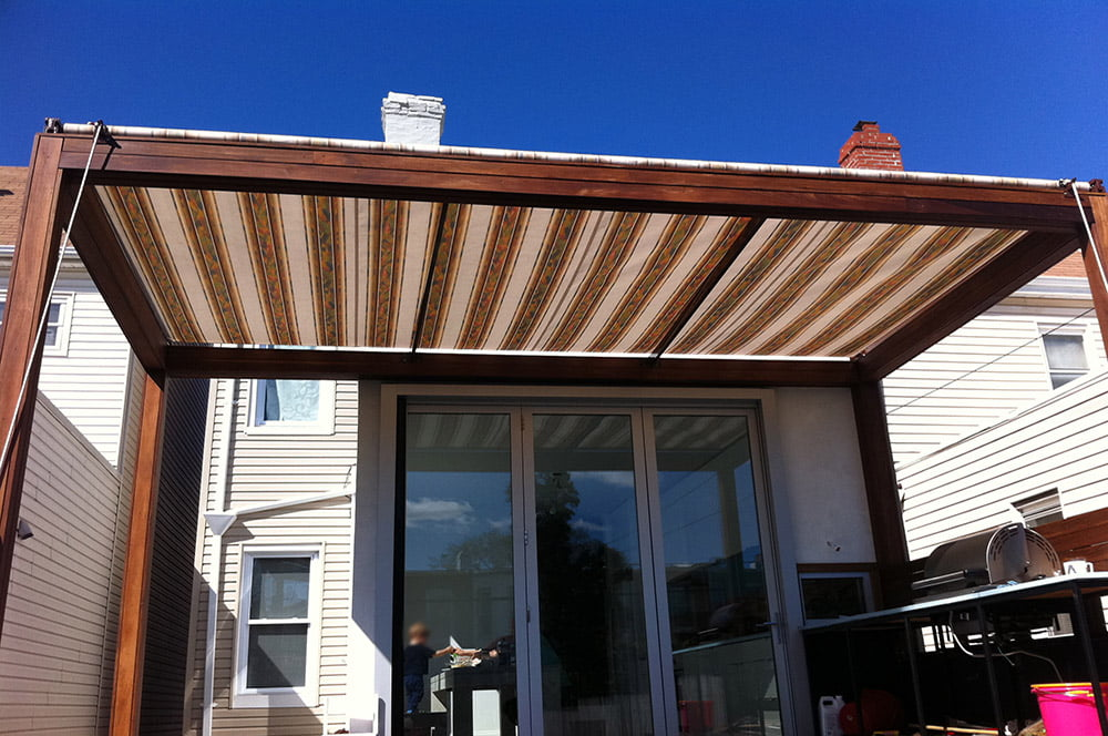 Nova Scotia Awning by LITRA