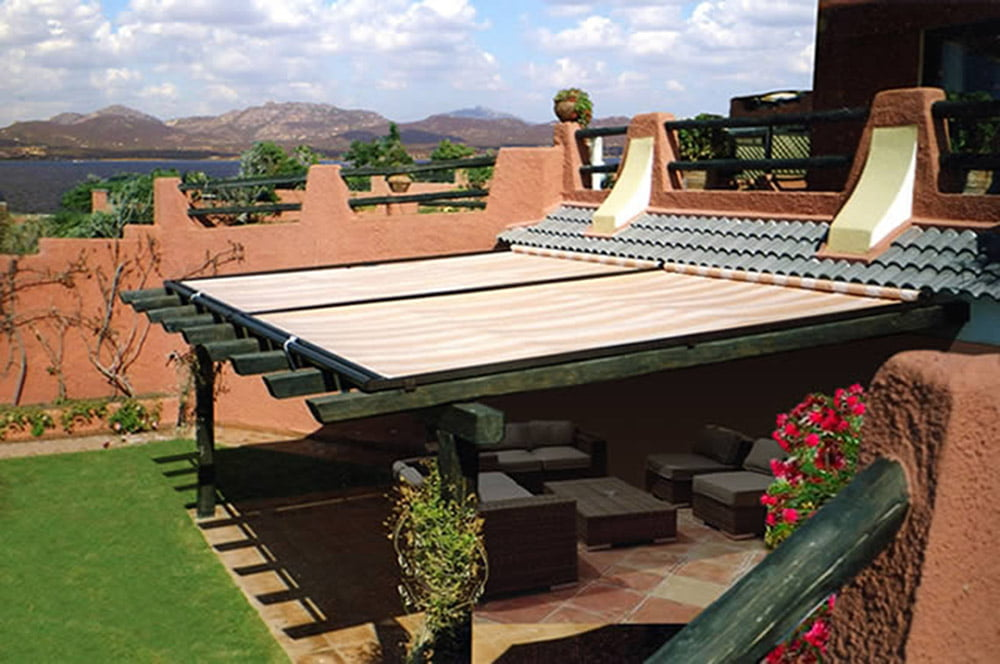 Litra Patio Retractable Awning