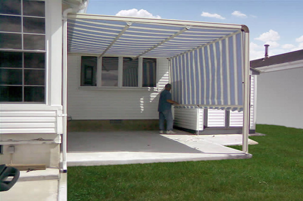 New Hampshire residential Awnings
