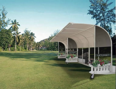 Shade Mobile and Walkways Line