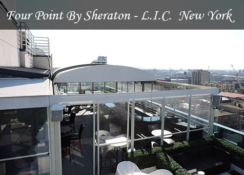 reference of Four Point By Sheraton Retractable Roof