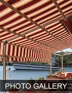 Elegant One Touch Of Style With Awnings In Massachusetts, Retractable Awnings Boston  Ma