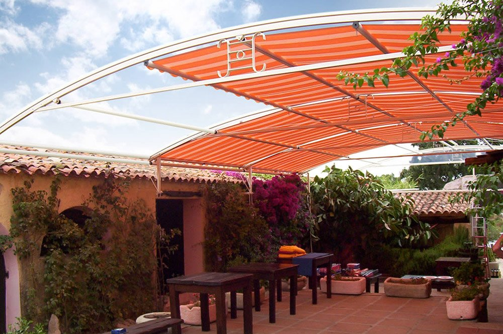 San Diego Awnings by LITRA