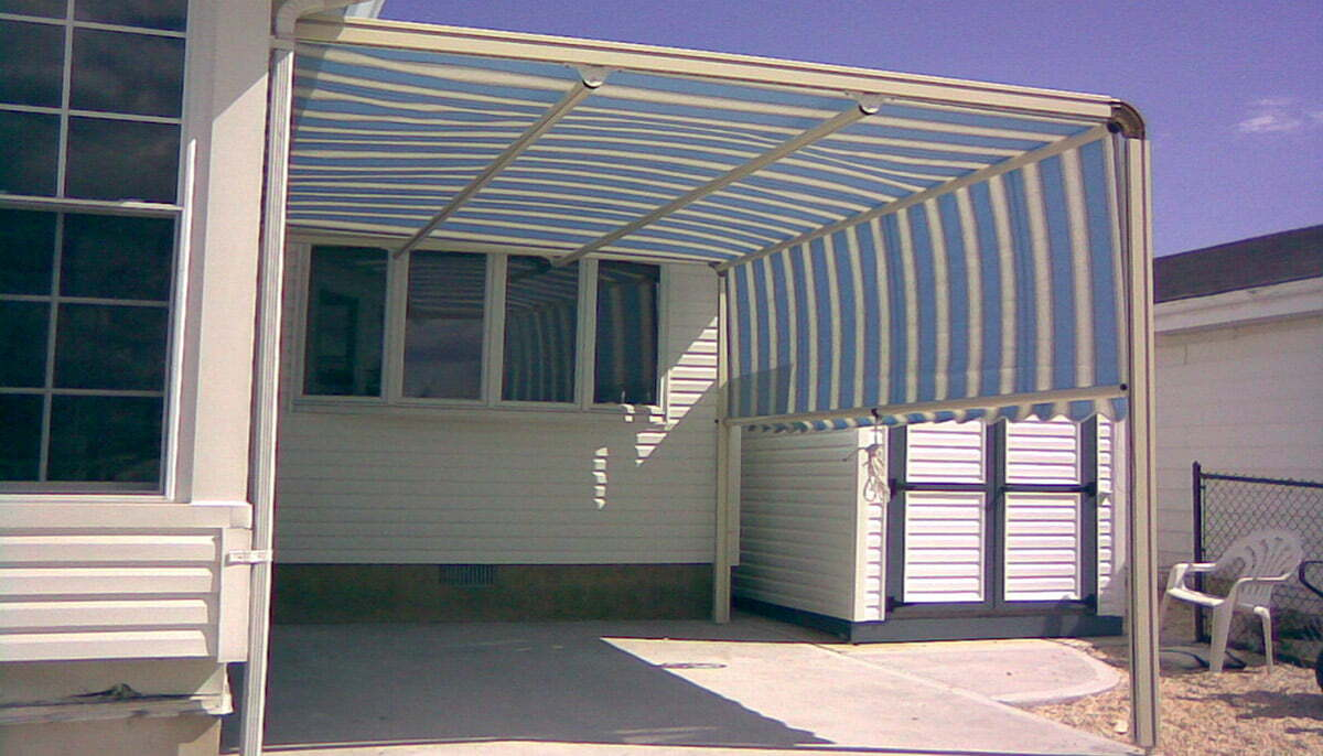 california awnings