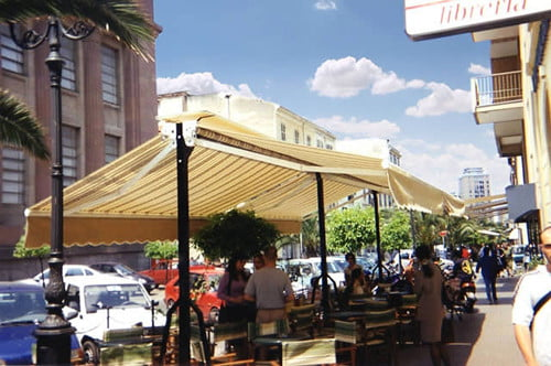 California Awnings Pictures