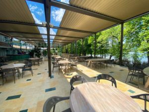 LITRA BioPergo American Louvered Roof